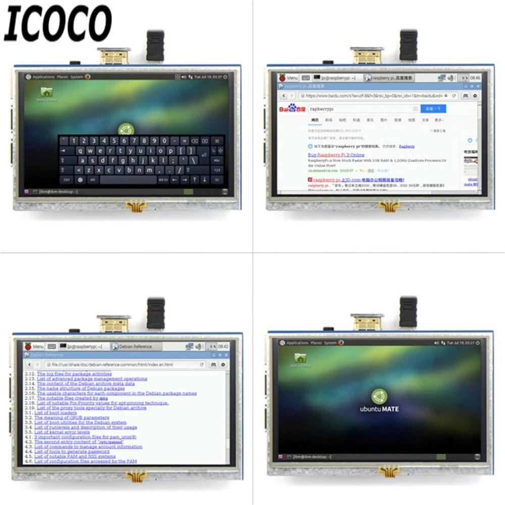 Moruq Pi XPT2046 isti satış üçün ICOCO Yeni Gəliş Yüksək - LED işıqlandırma - Fotoqrafiya 4