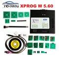 2017 Новый Год Выхода V5.60 XPROG-М XPROG М ЭКЮ Программист Металлический Ящик Автоматический Диагностический Лучше, Чем V5.55 X-PROG Стабильной Функции