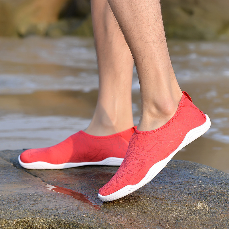 Unisex Quick Drying Anti Slip Diving Soft Lightweight Water Shoes Swimming Fishing Swimming Breathable Sneakers Men Yoga Women in Men 39 s Sandals from Shoes
