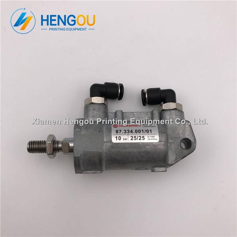 hengoucn printing machine parts SM102 CD102 import ink cylinder 87.334.001 hengoucn printing machine parts SM102 CD102 import ink cylinder 87.334.001