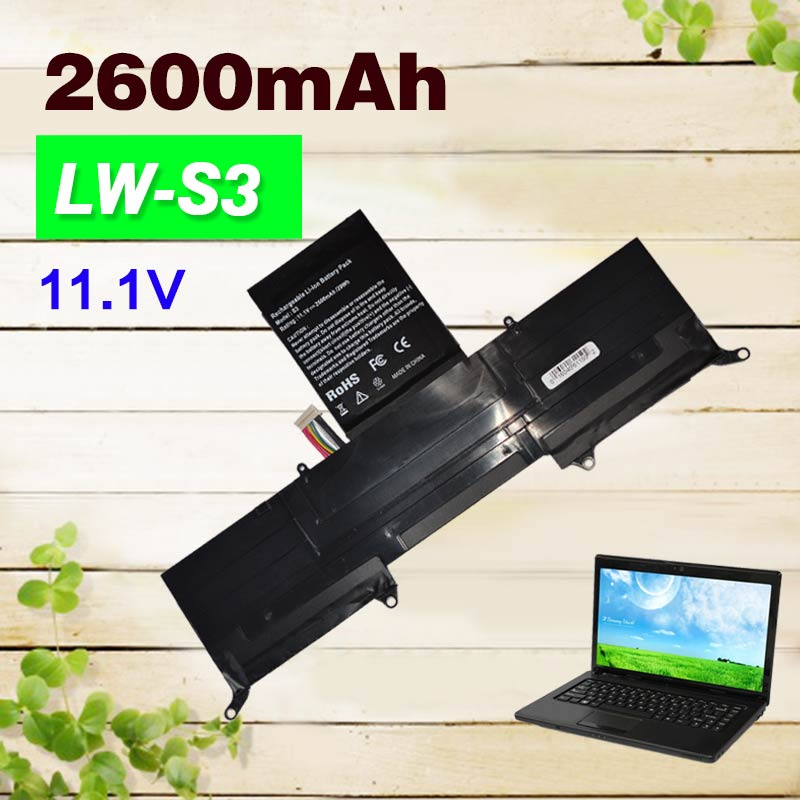 11.1V 2600mAh Li-polymer laptop battery for Acer KB1097 AP11D3F 3ICP5/67/90 for Aspire S3 Ultrabook 13.3 S3-951-2464G34iss jigu laptop battery ap11d3f ap11d4f for acer acer aspire s3 s3 351 s3 951 s3 371 ms2346 series