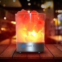 Ufawo U1 Bluetooth Speaker Crystal Salt Lamp Innovative Decorative Speaker Wireless Bluetooth Loudspeaker with Salt