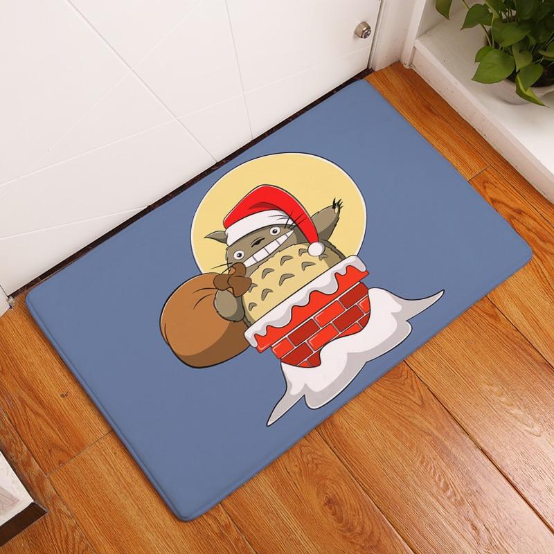 12 Style New Home Decor Totoro Print Tapijten Antislip keuken - Thuis textiel - Foto 4