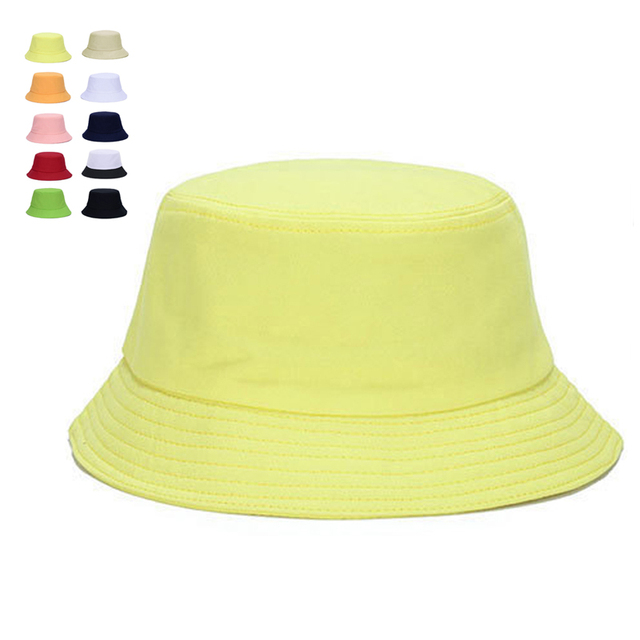 73dc9035a8977 New Fashion Summer Caps for Men Women Man s Round Boonie Hats for Military  Camping Outdoor solid Sun Hat