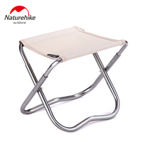 Naturehike Outdoor Camping Fishing Traveling Portable Small Chair Folding Stool 23 17 20cm W Storage Bag