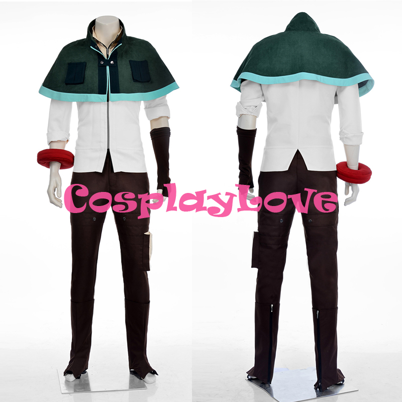 Japanese Anime God Eater Burst Lenka Utsugi Cosplay Costume Adult Men Uniform Cos Outfits Custom Made High Quality Halloween  sc 1 st  Google Sites : anime halloween costumes for women  - Germanpascual.Com