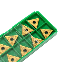 10pcs TNMG160404 CNC Carbide Insert High Quality Inserts With Box For Lathe Turning Boring Tool