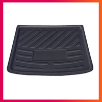 For Jeep Renegade 2017 cargo Liner Tray Car Rear Trunk Cargo Mat Floor Sheet Carpet Mud Protective Pad