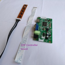 for NV156FHM-T01 monitor SCREEN display LCD EDP 1920X1080 DIY Controller board DRIVER KIT VGA 40Pin 15.6″