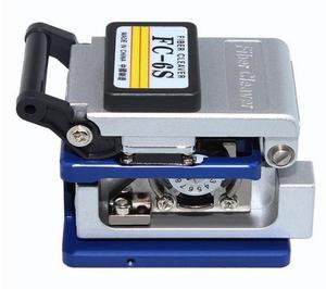 Image 2 - FC 6S fendeur de fibres Contact à froid dédié couteau de coupe en métal FTTH outil de coupe de câble