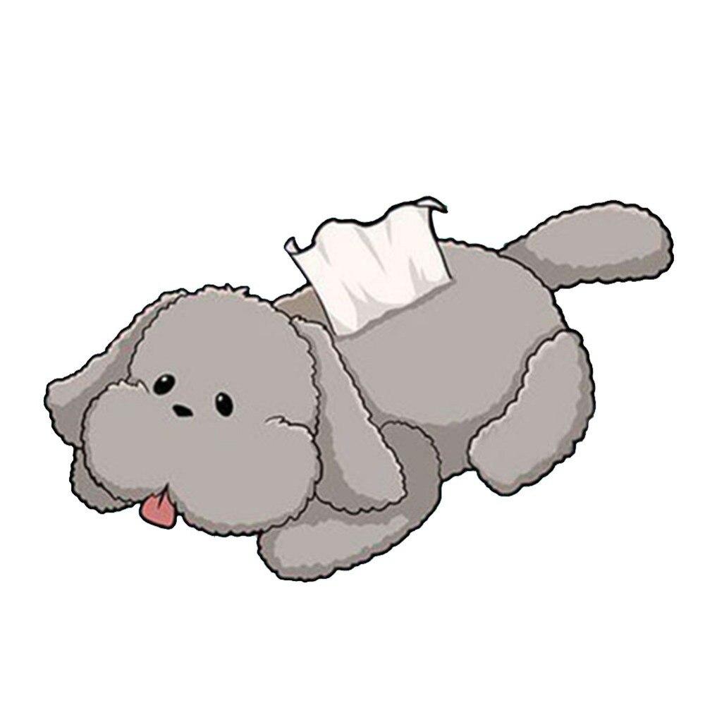 Saicowordist Anime YURRI!! on ICE Super Doux Peluche Jouet pour Chien Style Mouchoir Bo/îte de Mouchoirs Dessin Anim/é Housse de Serviettes Bo/îte de Rangement en Papier pour Voiture Maison Bureau