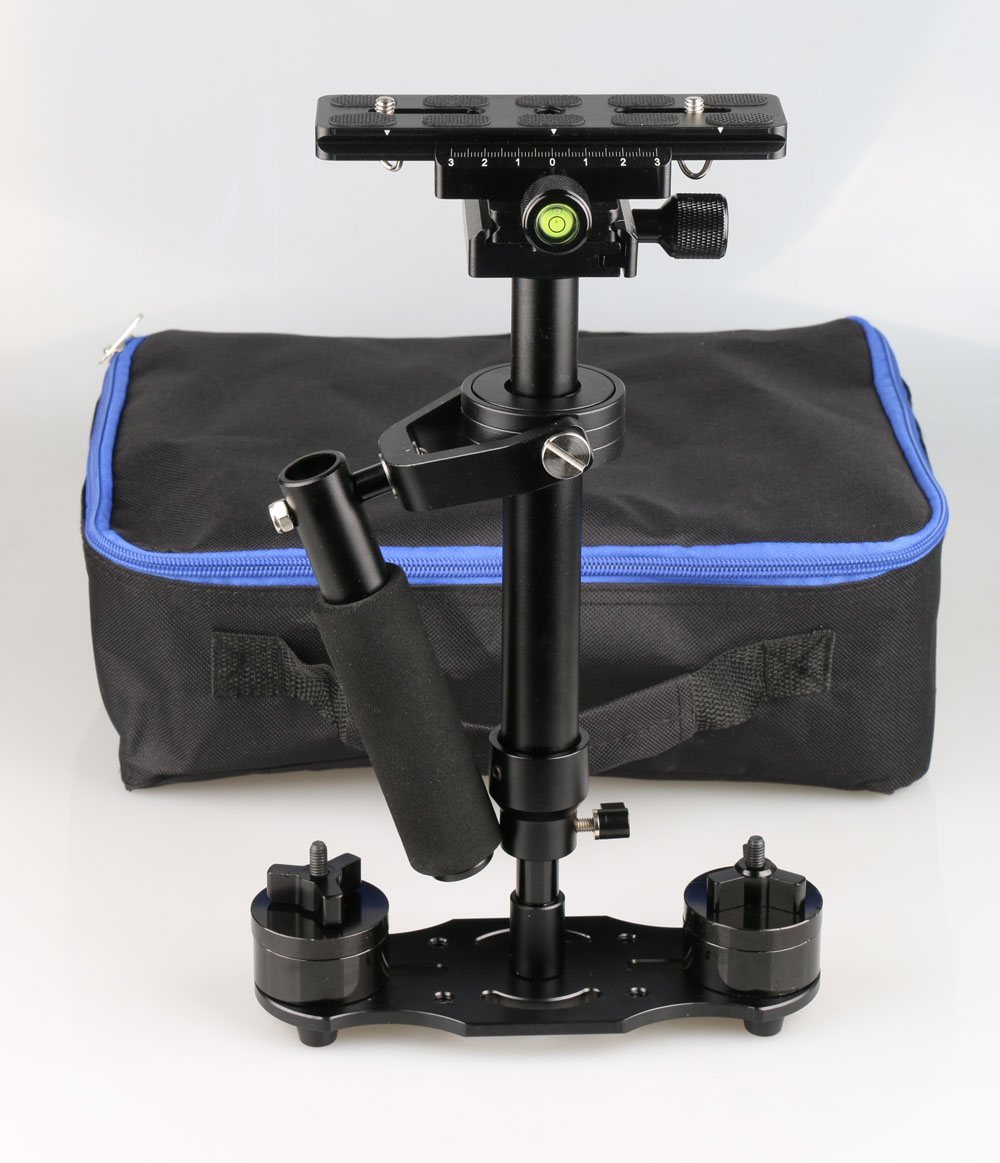 S40+ 0.4M 40CM Handheld Steadycam Stabilizer For Steadicam Canon Nikon GoPro AEE DSLR Video Camera цены