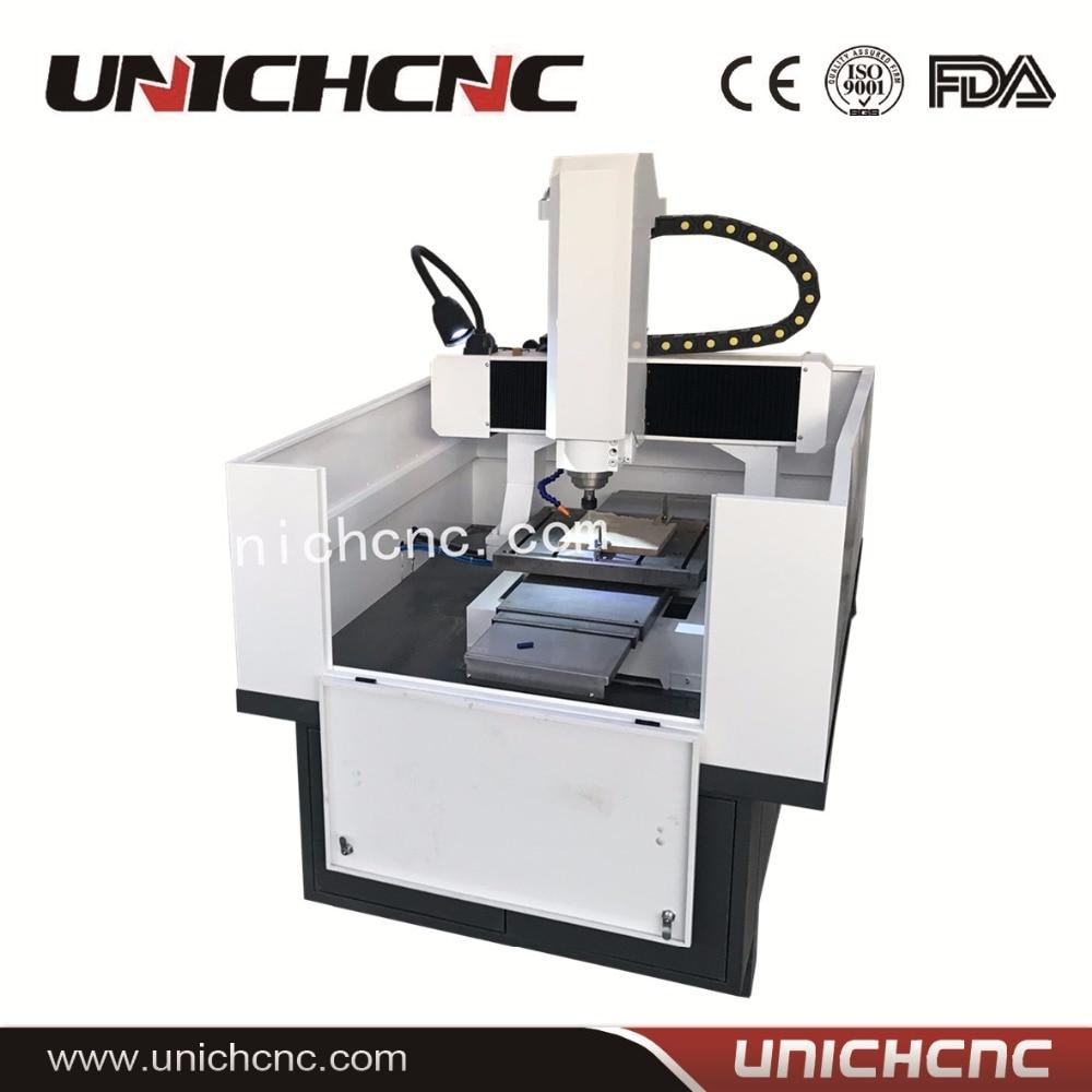 Агент Хотите cnc кокиль компоненты ювелирных изделий Maker 6060 ЧПУ для обработки металла