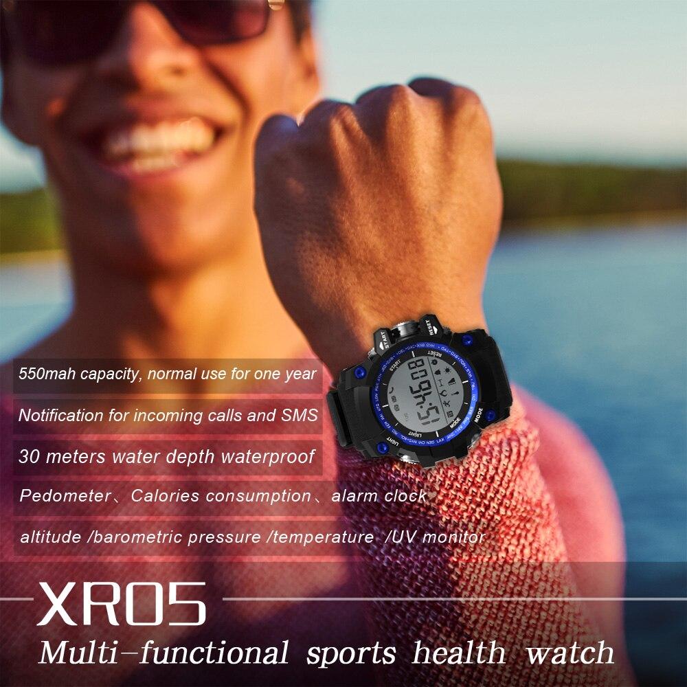 все цены на  Hot Waterproof Smartwatch Wristwatch Support 30 Meter Diving Smart Watch for Samsung Huawei Sony Xiaomi Sport Bluetooth Watch  онлайн