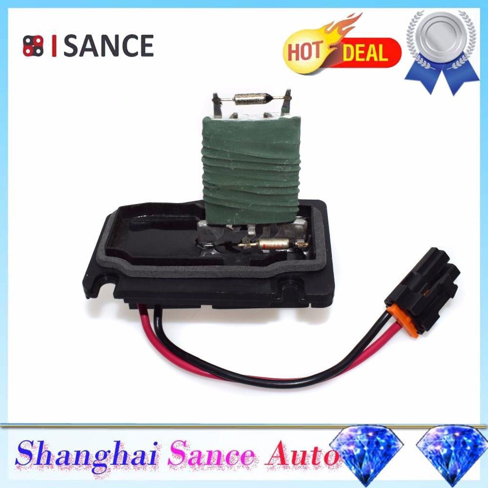 Chevy Impala Blower Motor Resistor: ISANCE Heater A/C HVAC Blower Motor Resistor 15304891