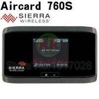 Original AirCard 760 LTE 100Mbps 4G Mifi Router Sim Card Slot Modem 4G 3g LTE Wifi
