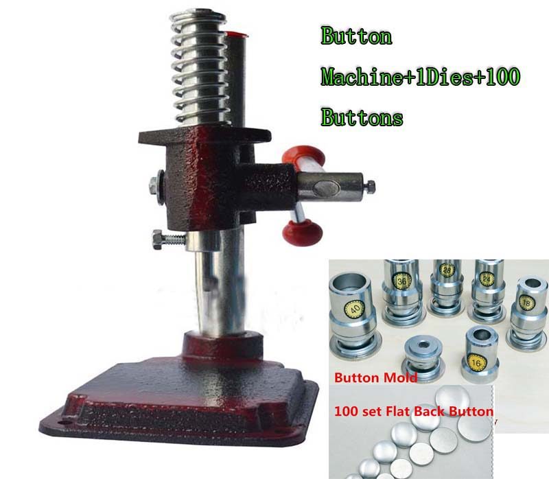 Aliexpress.com : Buy Fabric Covered Button Press Machine ...