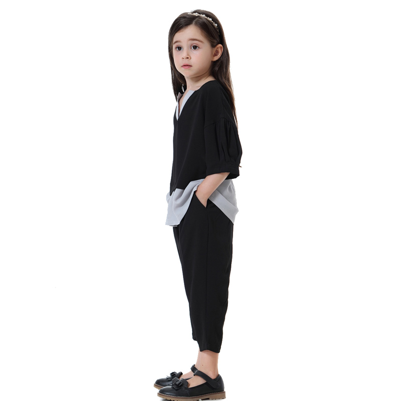 Arab Girls Clothing Muslim Tops and pants Sets Children s Muslim Sets in Islamic Clothing from Novelty Special Use
