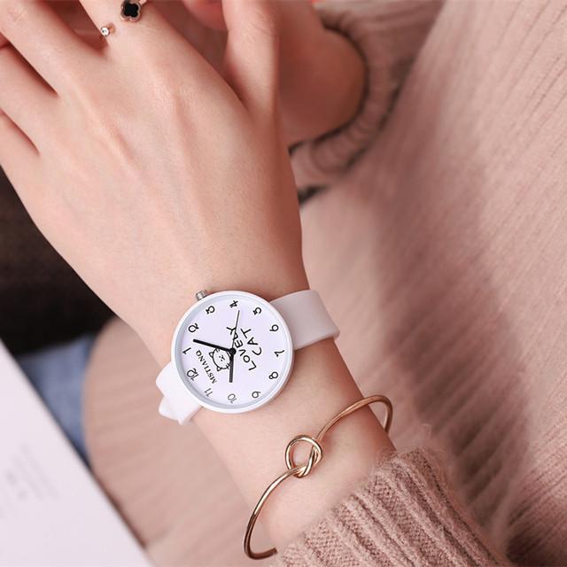 Reloj Lovely Cat