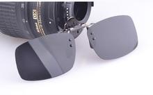 2016 summer style sunglasses New ALLOY polarizing clip Men's polarized sunglasses UV 400 men women sun glasses