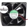24 V ventilador KD2409PTS1 9025 9 M 1.9 W 2-wire inversor fan Irradiando Nueva original