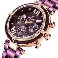 REWARD Top Brand Women Watches Waterproof Fashion Casual Quartz Chronograph Ladies Dress Watch Women Clock Relogio Feminino