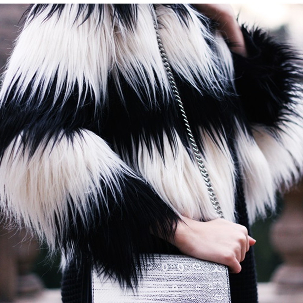 Popular Short White Fur Jacket-Buy Cheap Short White Fur Jacket ...