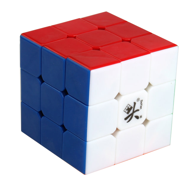 sells ever popular outlet store sale Dayan ZhanChi V 5 3x3x3 Stickerless 57x57x57 mm Speed Cube ...