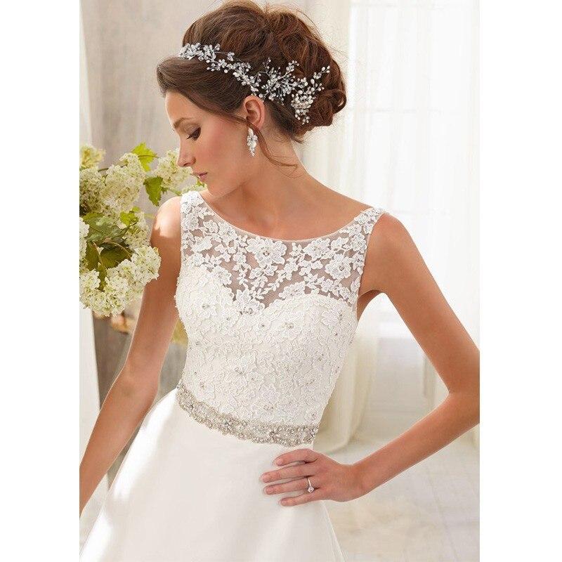 H007 Vintage Lace Top Wedding Dresses Turkey 2016 Plus Size Vestido De  Noiva Custom Made Bridal Gown robe de mariage Elegant New-in Wedding Dresses  from ... 7133c428a554