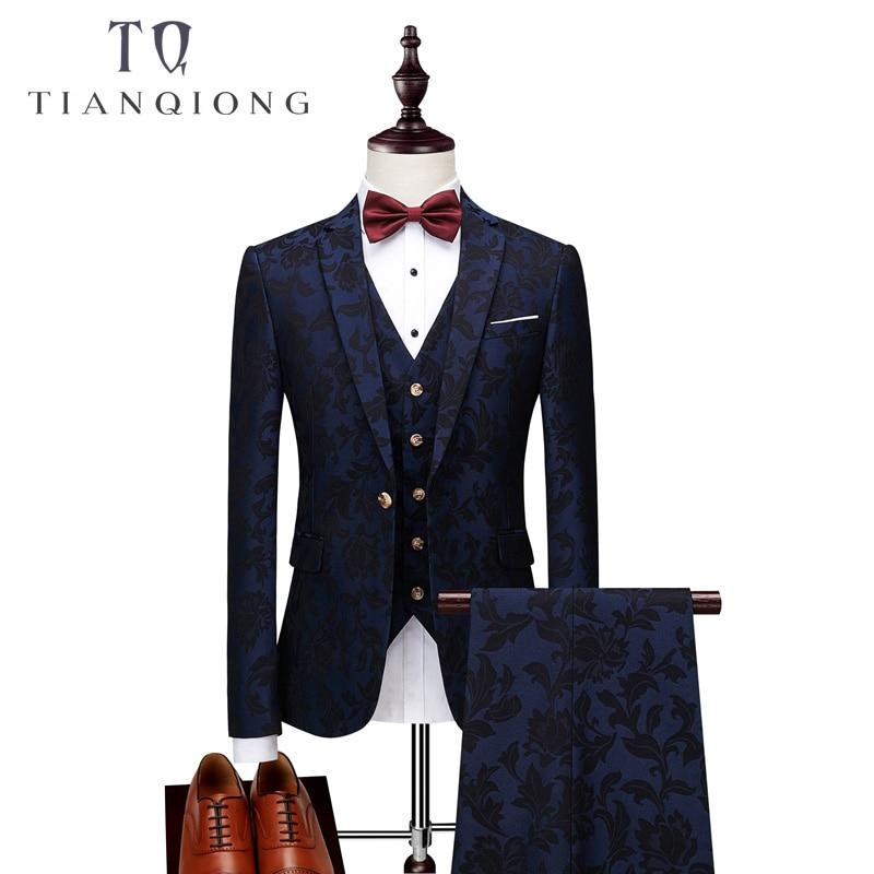 Elegant Wine Groomsmen Notch Lapel Groom Tuxedos Burgundy Jacket Mens Suits Wedding Suits For Men Blazer Suit Party Prom Suits