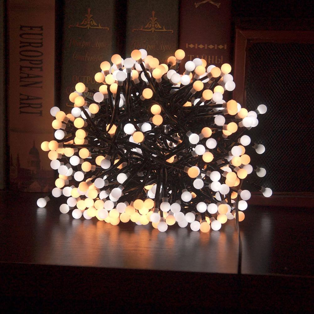 High Quality 3M 400 LED Waterproof String Fairy Light Decoration String Light for Festival US
