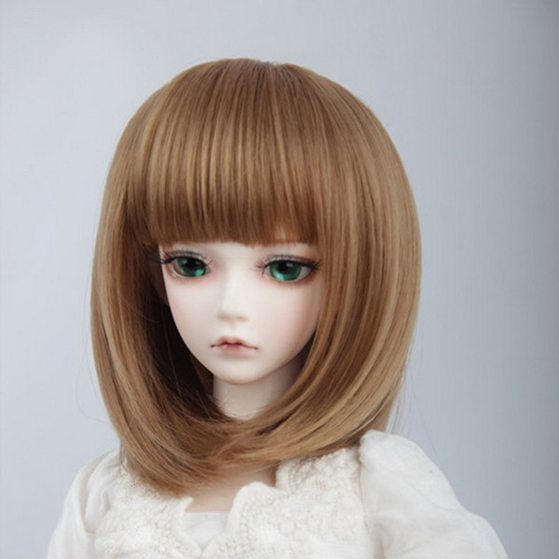 BJD doll wig high temperature wire - 1/3 1/4 1/6 энергомаш дш 3118п
