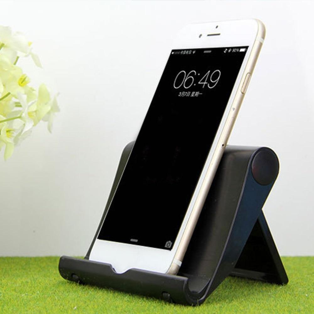 Universal Folding Tablet Phone Holder Cradle Adjustable Desktop Mount Tripod Stand Holder Support for iPad Pad Table Stabilizer Car phone