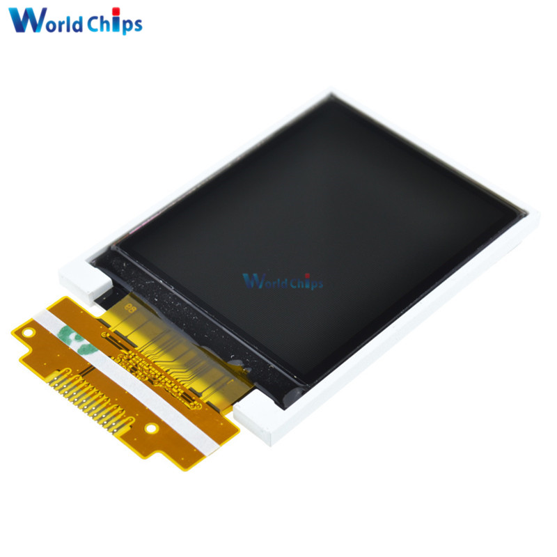 1.8 Inch 128*160 Serial SPI <font><b>TFT</b></font> Color LCD Module 128x160 Display ST7735 With SPI Interface 5 IO Ports for <font><b>arduino</b></font> Diy Kit image