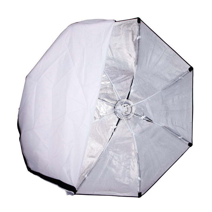 Nicefoto K120CM Octagon Umbrella Frame Photo Studio Softbox Soft Box For All Strobe Flash Lighting nicefoto k80 120cm umbrella frame photo studio square softbox soft box for all strobe flash lighting