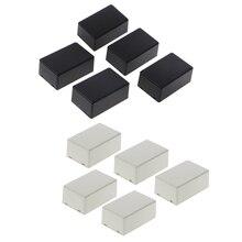 5 шт. пластиковый ящик для электронного проекта Корпус инструмент Чехол DIY 70x45x30 мм для электронных проектов блоки питания