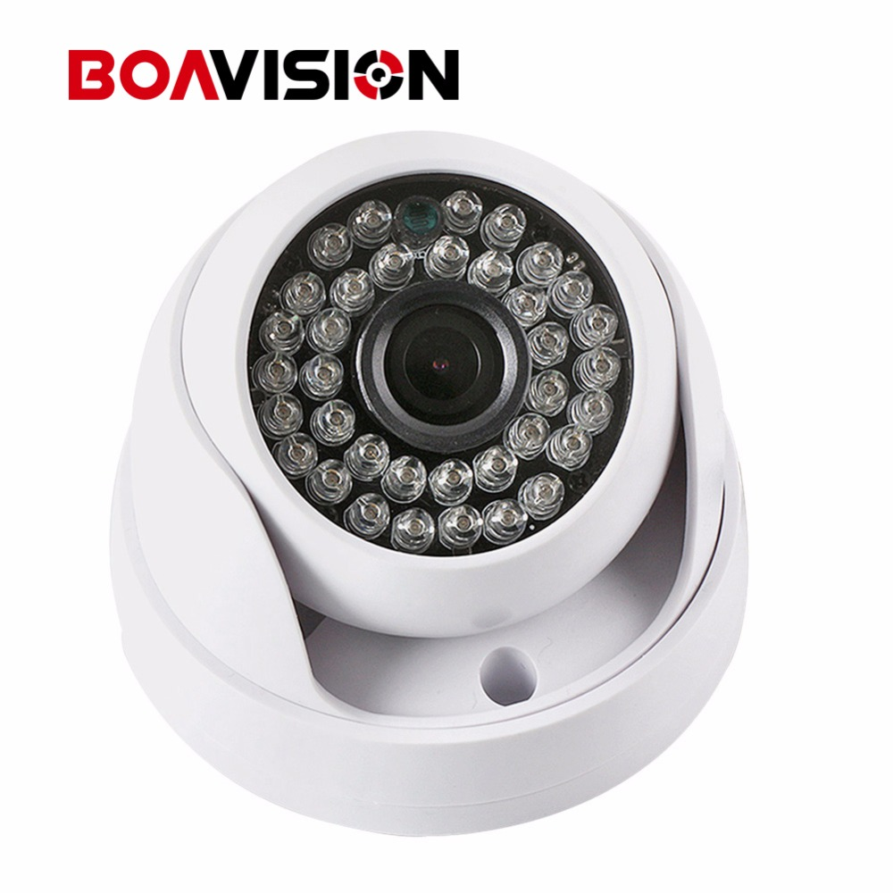 1080P 720P Dome IP Camera Audio Indoor 2MP 1.0MP CMOS IR 20m Security Video CCTV Camera Night Vision Use P2P Cloud Onvif hd 1200tvl cmos ir camera dome infrared plastic indoor ir dome cctv camera night vision ir cut analog camera security video cam