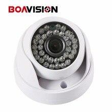 1080P 720P Dome IP Camera Audio Indoor 2MP 1.0MP CMOS IR 20m Security Video CCTV Camera Night Vision Use P2P Cloud Onvif