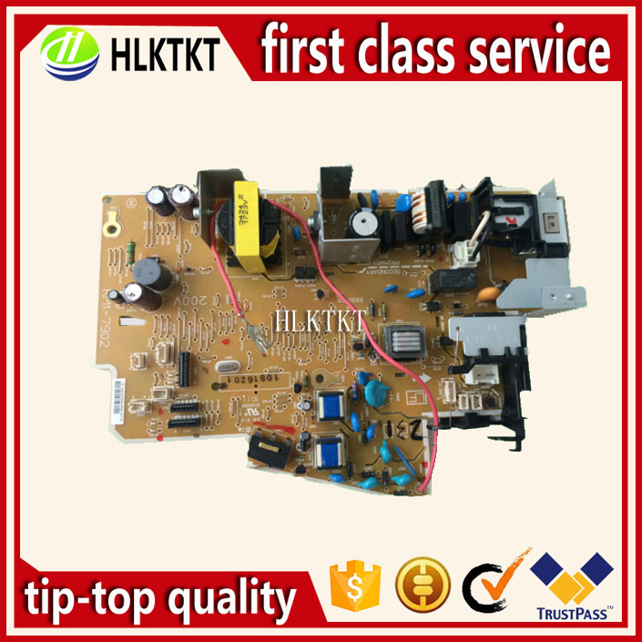 Power Supply Board For HP M1136 M1132 M1210 1210 1132 1136 RM1-7892 RM1-7902 Printer Parts galaxy ud 181la 181lc 2112la 2512la printer power supply board printer parts