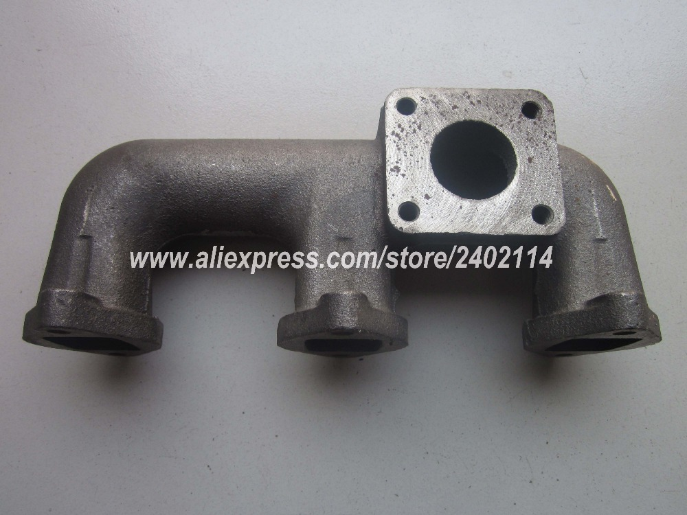 Jiangdong engine TY395 TY3100IT, the manifold for tractor like Foton Luzhong series etc jiangdong engine jd495t for tractor like jinma luzhong etc the water pump part number