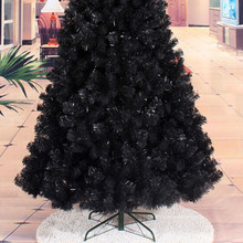 4 Sizes Hanging Ornament Snowflakes Black Christmas Tree Decoration