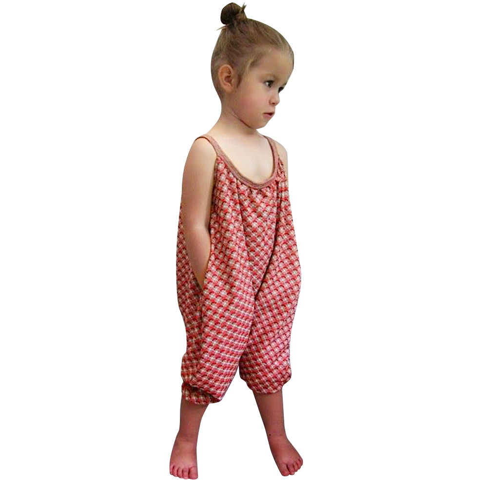 Jumpsuits & Rompers for Girls. Tap into their bohemian side and find just the right jumpsuit or romper for your girls. Perfect for the change in seasons and warmer weather, these fun and festive outfits have details like intricate patterns, scalloped hems and cut out shoulders your little girl will love.