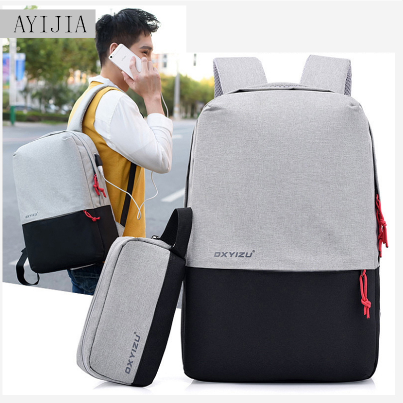 Usb Charging Backpack Mens and Womens Travel Business Backpack 15inch Laptop Backpacks anti thief bag School Notebook Back BagUsb Charging Backpack Mens and Womens Travel Business Backpack 15inch Laptop Backpacks anti thief bag School Notebook Back Bag