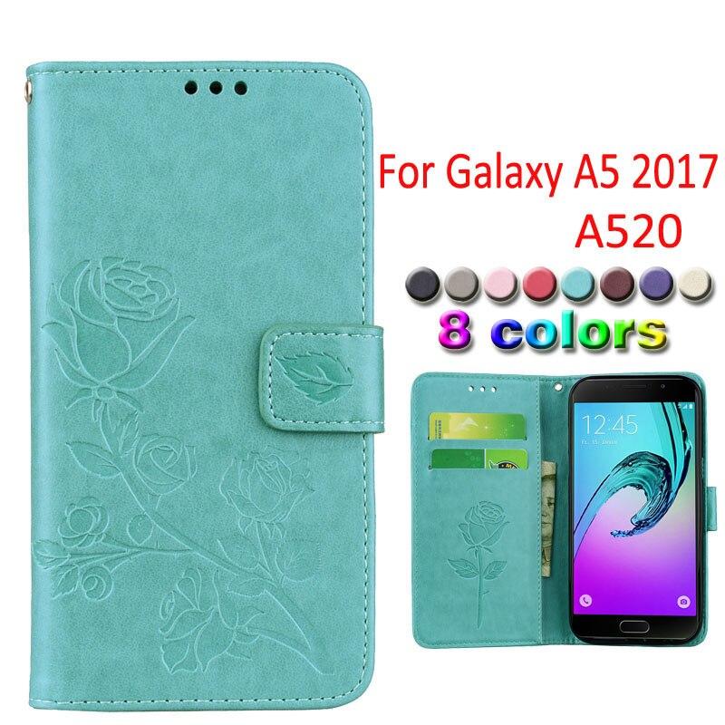 coque flip cover samsung galaxy a5 2017