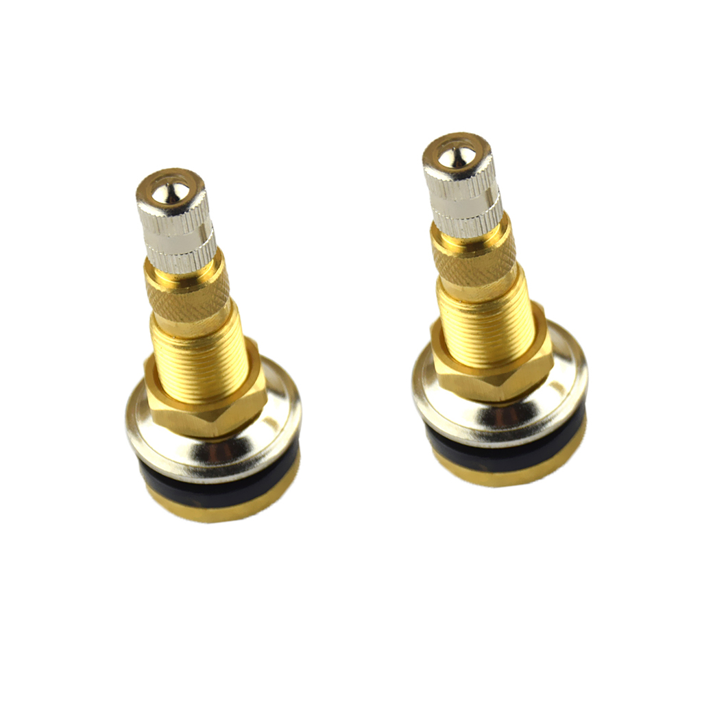 2pcs TR618A Tractor Tubeless Tire Valve Stem For 5/8'(16mm) Rim Hole