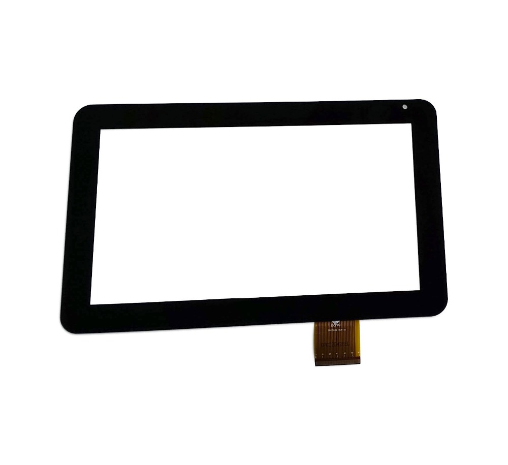 New 10.1 inch Touch Screen Digitizer Glass For DNS AirTab E101 tablet PC free shipping new 7 inch tablet capacitive touch screen replacement for dns airtab m76 digitizer external screen sensor free shipping