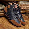 New 2015 Hot Classic 100% Genuine Leather Boots Men Suede Boots Outdoor Brand Work Rubber Sole Shoes X322 50