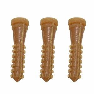 Image 1 - 50 Stuks 9.5 Cm Pluimvee Epileren Fingers Ontharing Machine Lijm Stok Kip Plucker Rundvlees Pees Materiaal Corn Staaf
