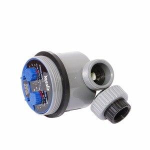 Image 4 - 2 قطعة صمام كرة ذكي من Aqualin مؤقت سقي إلكتروني آلي للحديقة المنزلية للري يستخدم في الحديقة ، الفناء #21025 2