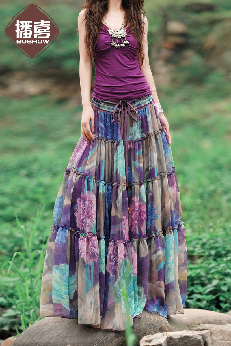 Aliexpress.com : Buy BOSHOW Bohemian Original Design Summer Fancy ...